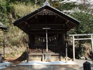 馬鳴神社写真