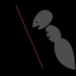 蟻のイラスト